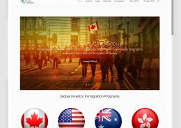 Global Investor Immigration home