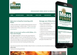 Midas Gold Funds