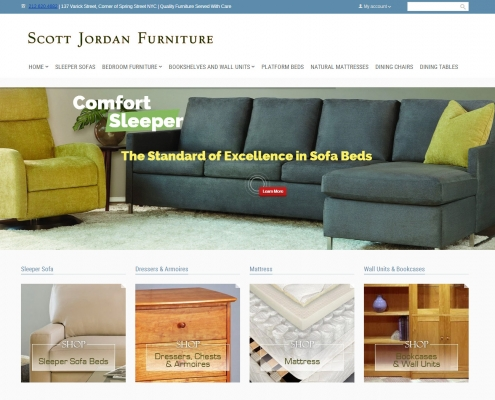 Scott Jordan Furniture