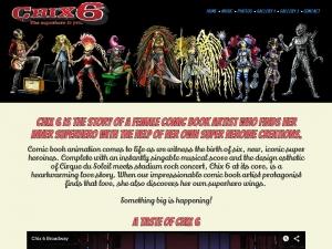 Chix 6 Broadway Musical