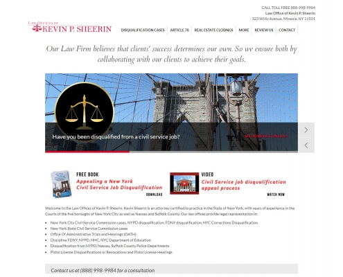 Law Offices of Kevin P. Sheerin