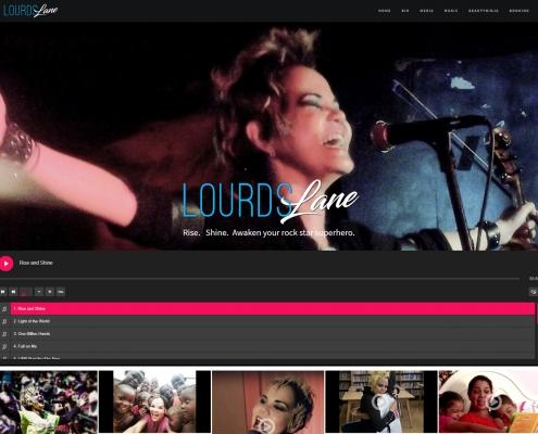 Lourds Lane