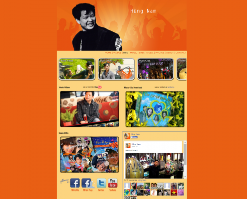 Website Portfolio 5