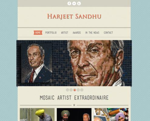 Mosaic Artist 3