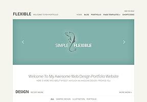 Responsive WordPress Themes 11
