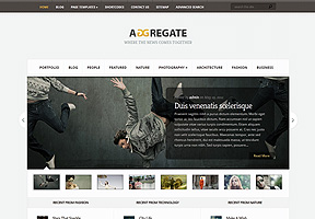 Responsive WordPress Themes 13