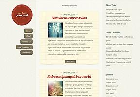 Responsive WordPress Themes 21