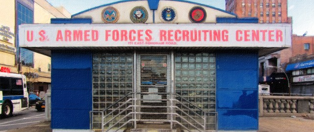 Info on Fordham Road - Armed Forces 1