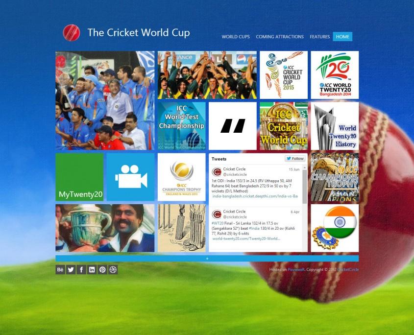 thecricketworldcup.com