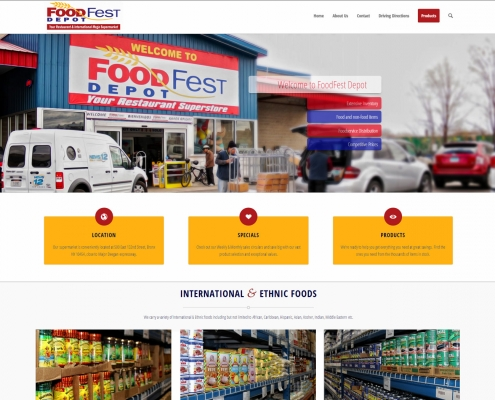 Food Fest Depot International & Ethnic foods