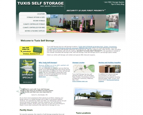 Tuxis Self Storage