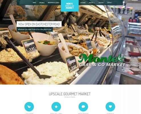 Monte Grab Go Market Bronx NYC