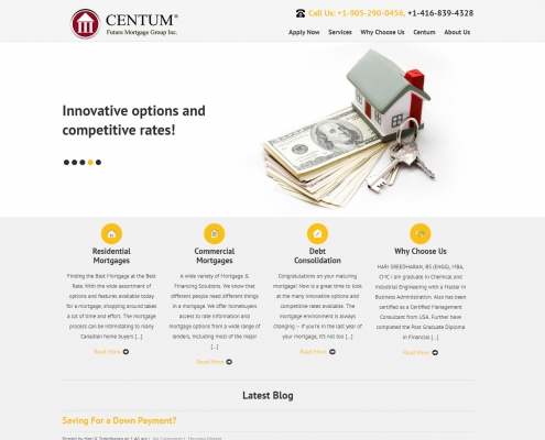 Centum Future Mortgage Group Inc