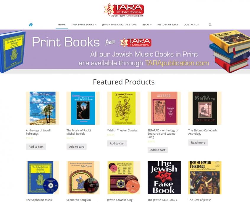 Tara Publications