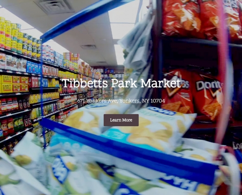 Tibbetts Park Market