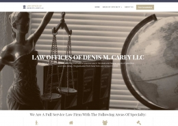 Denis M Carey Law