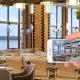 Restaurant Bar Hotel Airbnb 360 tour Google Street View