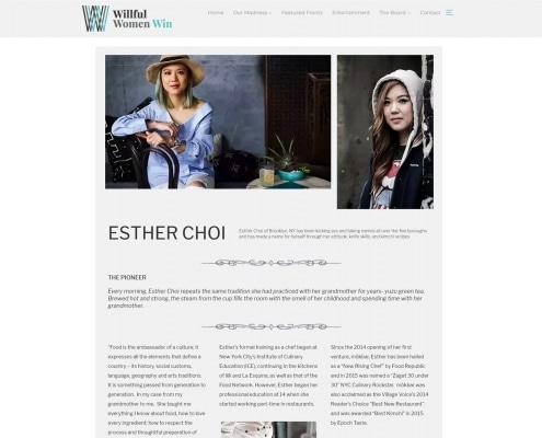 Willful Women Blog