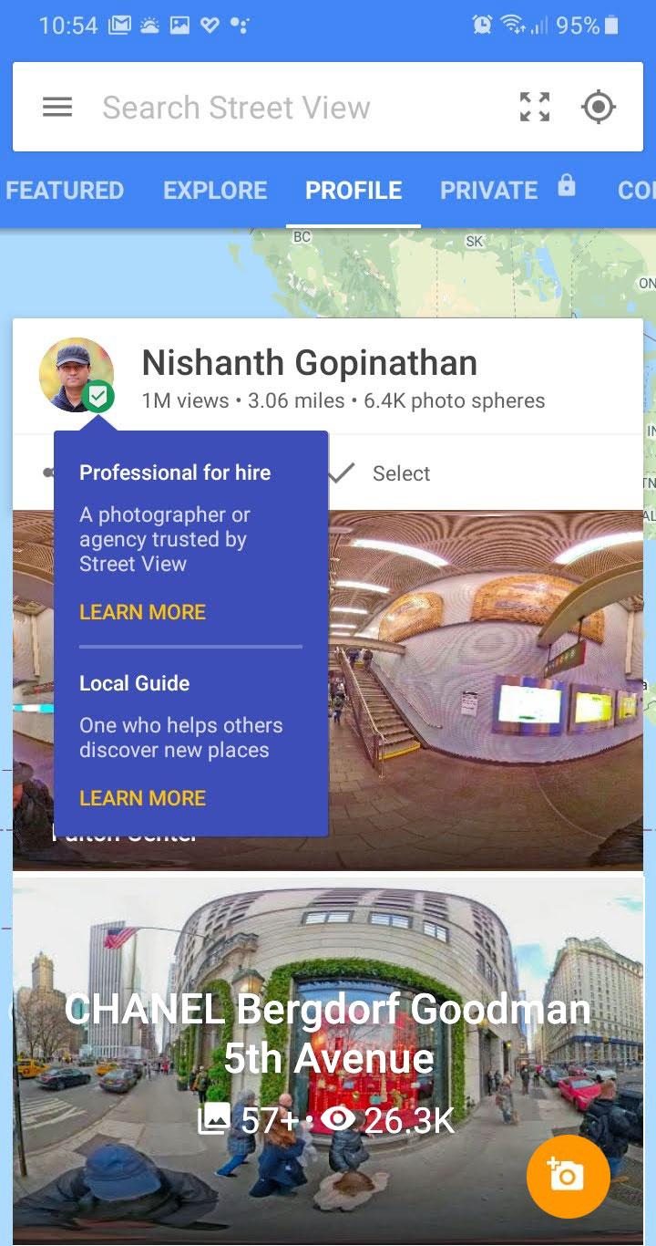 Google Street View Indoor 360 Virtual Tour 2
